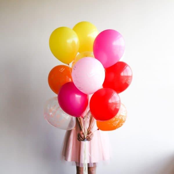 """Набор из 15 шаров """"С днем Рождения"""" №282 - Фото 74"""