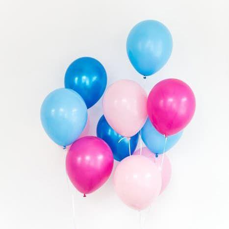 Композиция из 10 шаров №592 - Фото 100