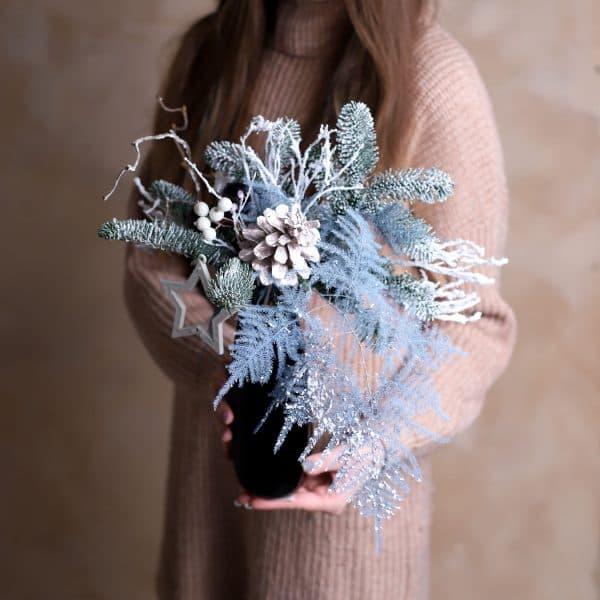 Ваза с сухоцветами №917 - Фото 3