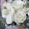 Белый букет невесты №987 - Фото 4