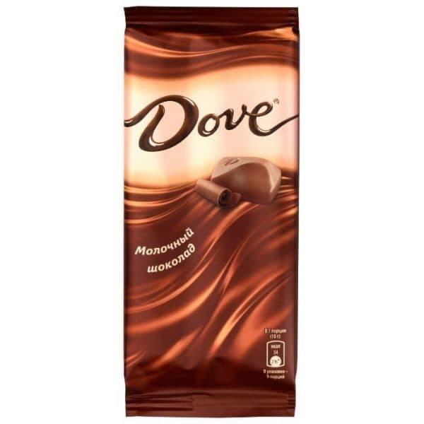 Шоколад молочный Dove - Фото 90