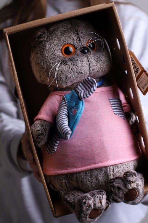 Кот Басик 30 см - Мягкая игрушка №929 - Фото 50