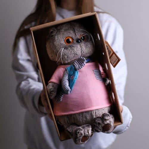 Кот Басик 30 см - Мягкая игрушка №929 - Фото 49