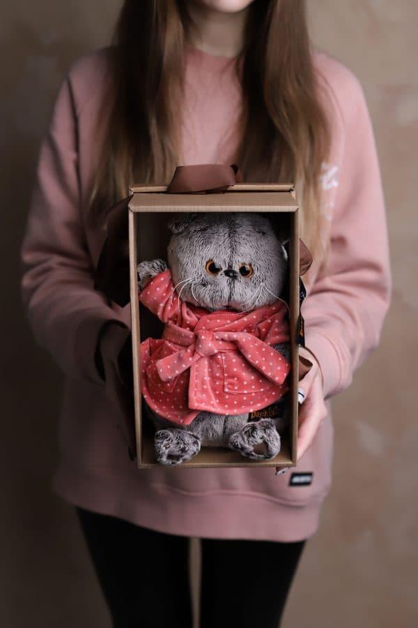 Кот Басик 25 см - Мягкая игрушка №926 - Фото 7