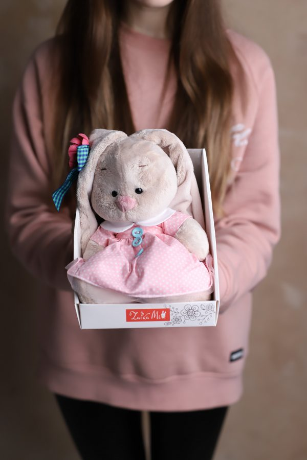 Зайка Ми SidS - Мягкая игрушка №931 - Фото 1