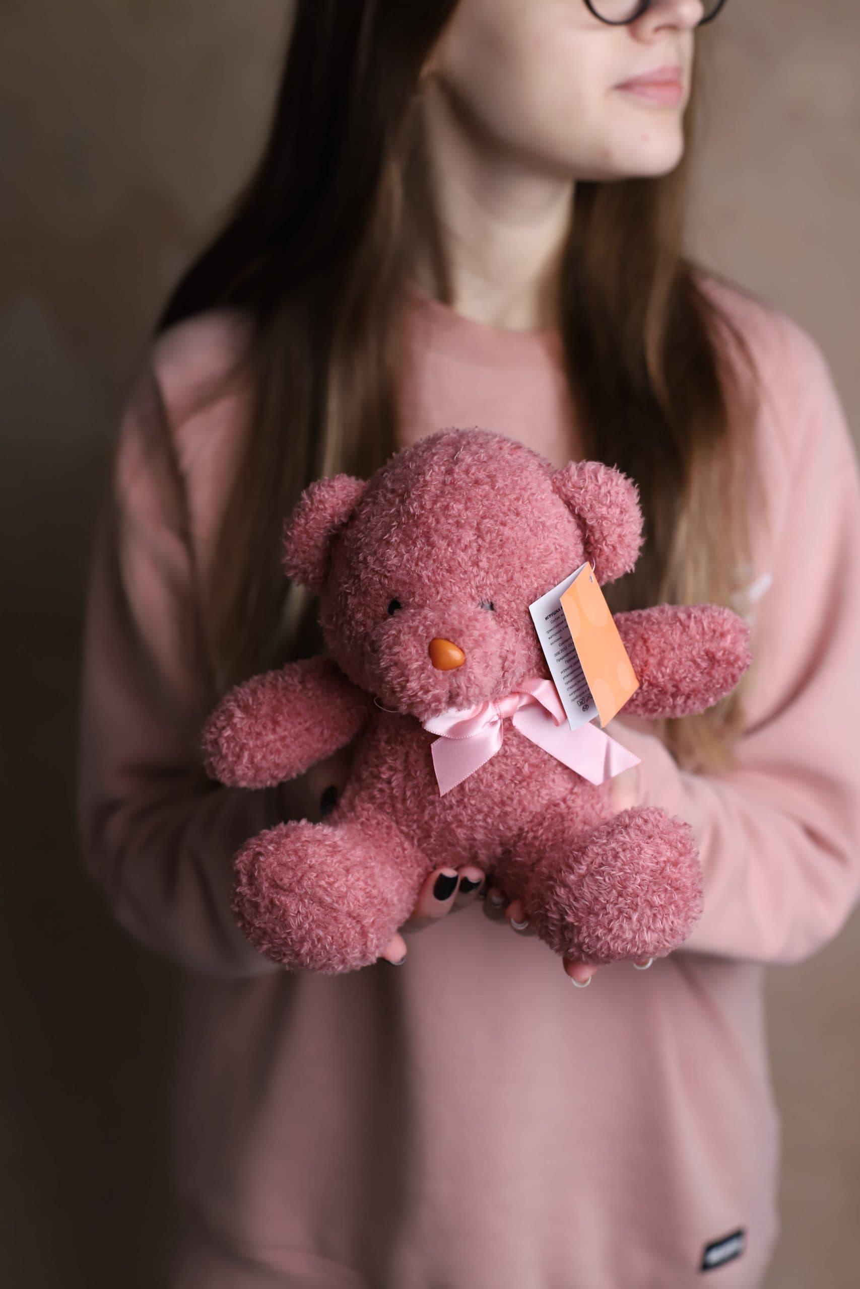 Мишка 20 см - Мягкая игрушка №933 - Фото 1