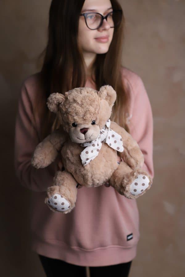 Мишка Брауни - Мягкая игрушка №924 - Фото 1