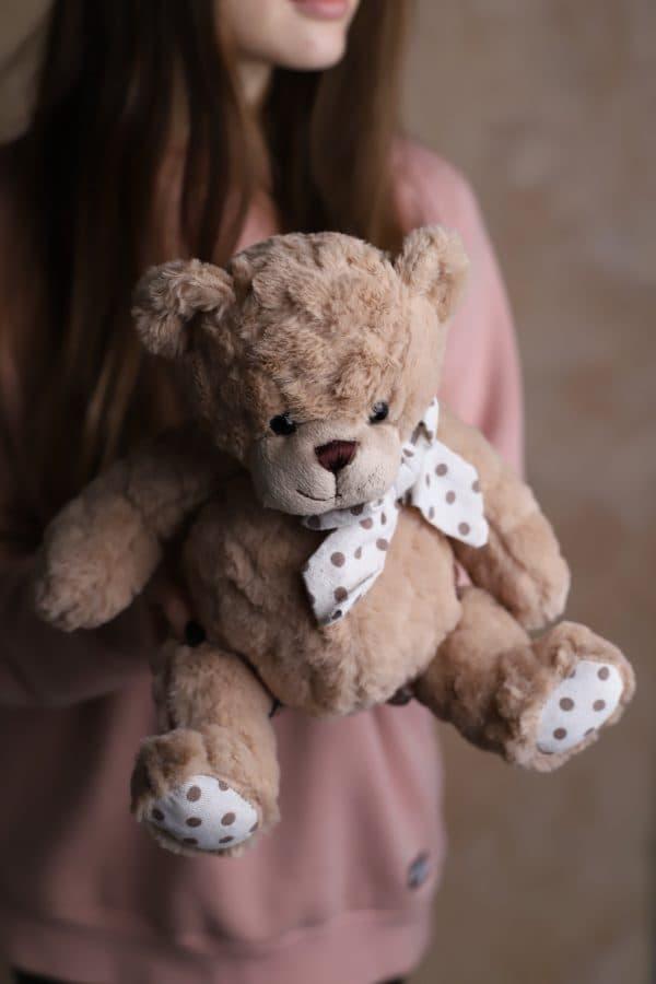 Мишка Брауни - Мягкая игрушка №924 - Фото 2