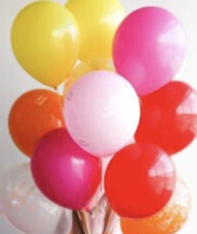"""Набор из 15 шаров """"С днем Рождения"""" №282 - Фото 75"""