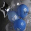 Композиция из 13 шаров и 1 звезды №594 - Фото 5
