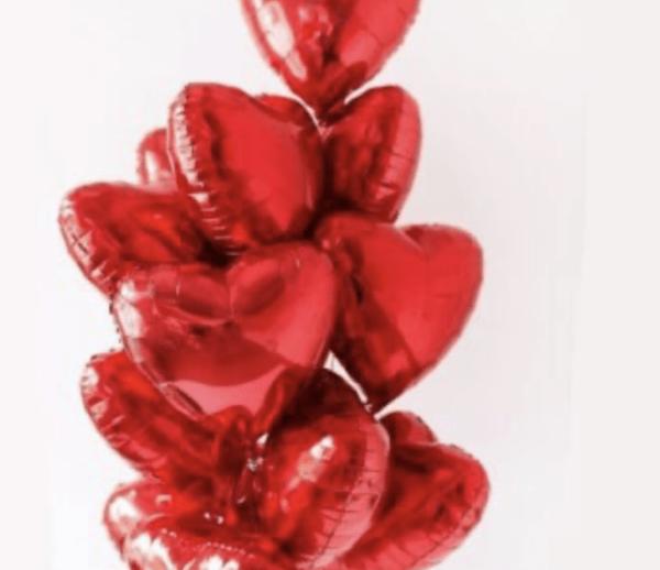 Фольгированные шары 23 шт №235 - Фото 2